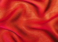 红色褶皱布料背景图片素材