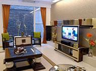 年轻人喜爱的客厅电视背景墙效果图赏析