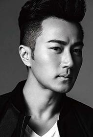 杨幂老公刘恺威演绎冷酷型男形象