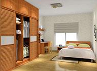 卧室设计新颖的衣柜效果图