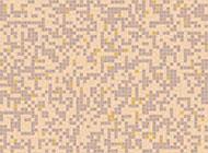 黄色小方格底纹背景图片素材