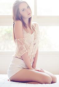 欧美美女性感私房甜美动人
