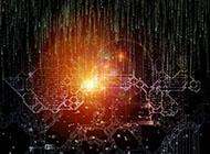 科技数字时代ppt背景图片