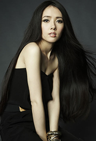 女演员郭碧婷私人生活照片