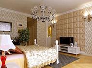 简约时尚欧式卧室装修效果图