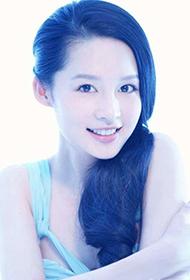 女演员李沁的美图尽显清新脱俗