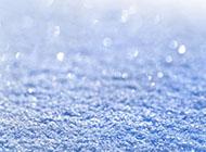 背景图片简约淡雅浅蓝色水晶