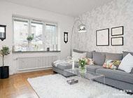 时尚38平方米小公寓精致装修效果图
