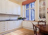 欧式简约厨房设计图片