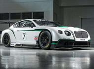 2013款宾利Continental GT3超级跑车高清图片