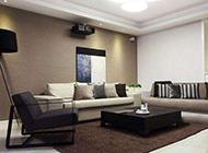 极简时尚中式室内装修设计效果图