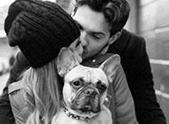欧美范儿霸气甜蜜情侣图片黑白