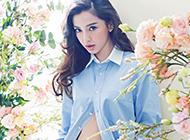 中国美女明星Angelababy高清电脑壁纸