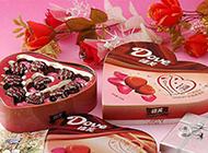 表白神器爱心巧克力礼物图片