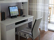 书房小空间精致装修效果图