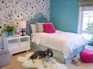 卧室温馨地中海装修效果图分享