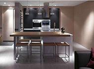 家庭小户型厨房装修图简洁实用