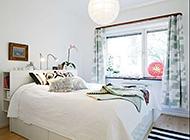 卧室简欧混搭装修设计清新迷人