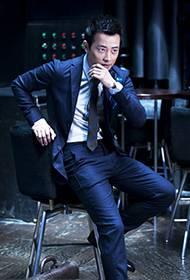 男星罗晋儒雅时尚精致写真欣赏