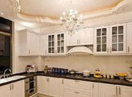 时尚现代简约厨房吊顶装修效果图