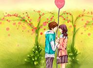 qq背景图片大全唯美浪漫情侣素材