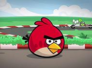 益智游戏《愤怒的小鸟》经典高清图片
