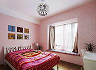 后现代简约风格卧室装修效果图