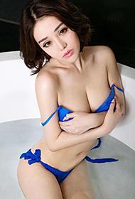 中国第一黄金身材王尔琳诱惑照来袭