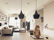小户型复式公寓自然现代装修效果图