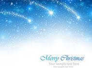 炫酷圣诞节背景图片