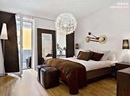 复式小公寓清新简约装修效果图敞亮优雅