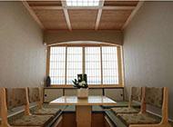 舒适大方的阳台榻榻米装修效果图