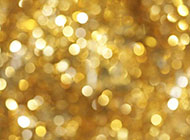 金色叠影典雅背景图片