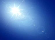 天空唯美qq蓝色背景图片