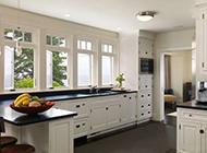 别墅厨房设计效果图时尚精美