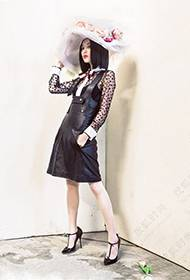 倪妮古典写真诠释古典时尚