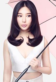 女神熊乃瑾演绎时尚轻熟女图片