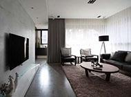 欧式休闲时尚公寓装修设计效果图