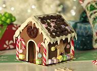 圣诞节美味甜点萌图
