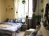简约单身公寓装修效果图温馨有爱
