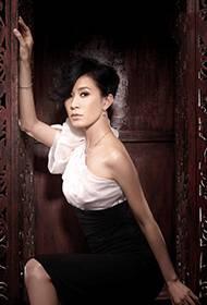 香港女星佘诗曼令人惊艳迷人写真大片