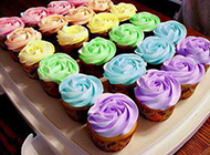 色彩缤纷的超萌甜点图片