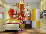 温馨舒适的儿童房装修效果图