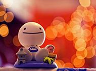 可爱背景图片素材欢乐甜蜜
