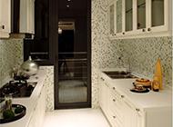 小户型厨房装修案例简洁时尚