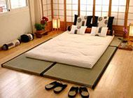 日式榻榻米卧室装修设计图