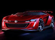 大众GTI Roadster红色炫酷超经典登场