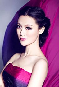 中国民谣女歌手常思思优雅干练写真照