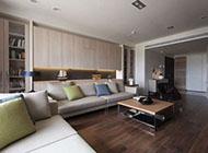 简约时尚小型公寓装饰装修风格
