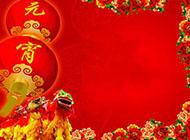 ppt红色背景图喜庆新年